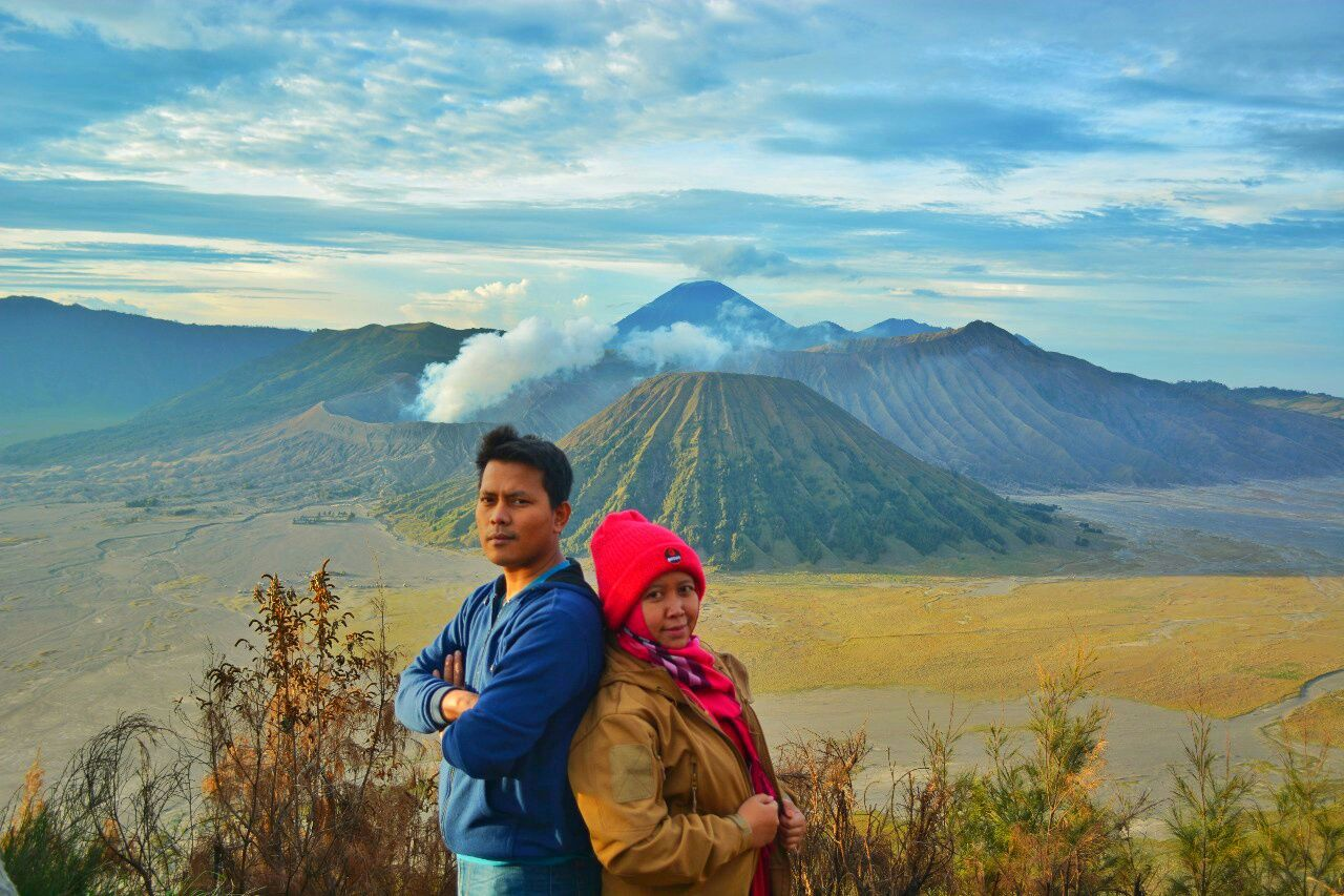 Open Trip Bromo 8 Januari 8 Start Malang - Tickets