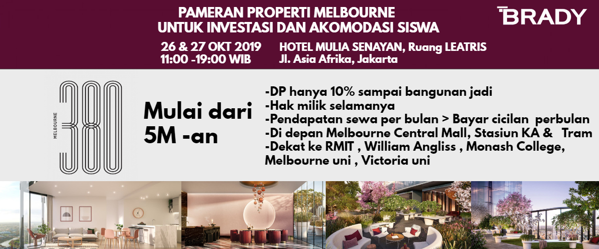 Melbourne Property Expo Tickets
